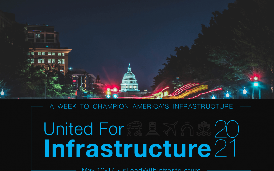 Smart City Works Venture Studio joins United for Infrastructure 2021, A Week of Education and Advocacy